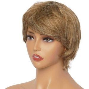 Blooming Hair Premium Quality Short Bang W…